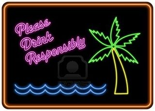 Drink reponsibly